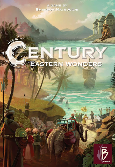 Century Eastern Wonders - Plan B Games