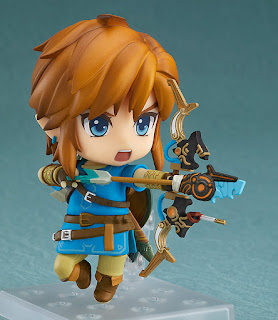 "Nendoroid The Guardian de ""The Legend of Zelda: Breath of the Wild"" - Good Smile Company"