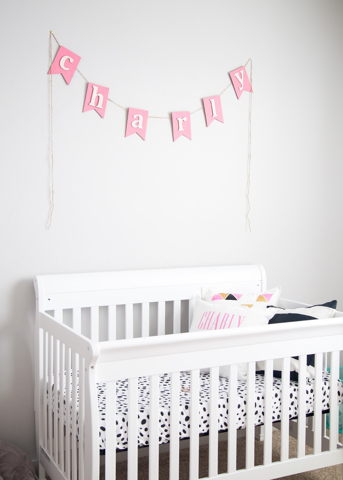 Baby Girl Crib, Girl Nursery Ideas, Nursery