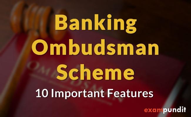banking ombudsman scheme 1995