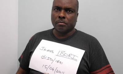 UK upholds James Ibori's conviction