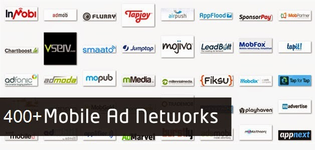 400+ Mobile Ad networks : eAskme