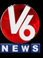 V6 News logo