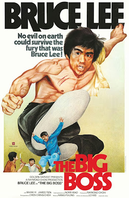 Poster Of The Big Boss (1971) In Hindi Dubbed Hindi Dubbed 300MB Compressed Small Size Pc Movie Free Download Only At worldfree4u.com