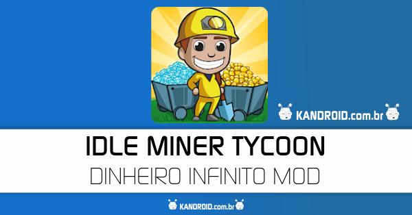 Idle Miner Tycoon v2.6.0 ÄPK Mod (Dinheiro)