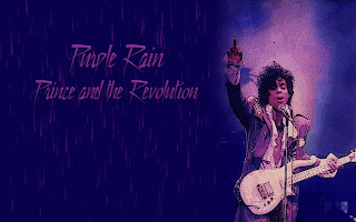 Late singer Prince favorite color purple or orange