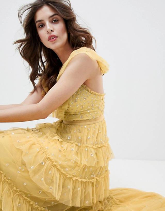 vestido invitada fiesta largo boda corto barato asos blog