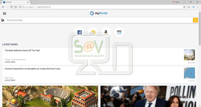 Search.ambt.co (Hijacker)
