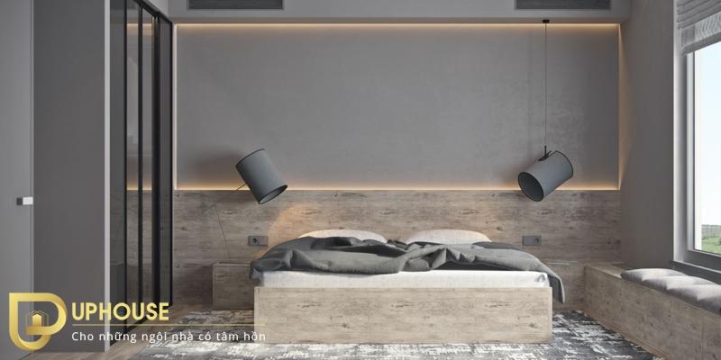 Phòng ngủ tối giản đẹp 04