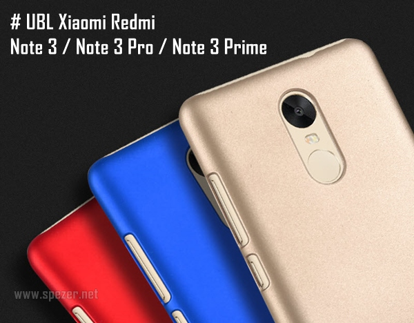 Cara Unlock Bootloader UBL Xiaomi Redmi Note 3 / Note 3 Pro / Note 3 Prime