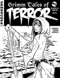 Grimm Tales of Terror Black & White Special Edition