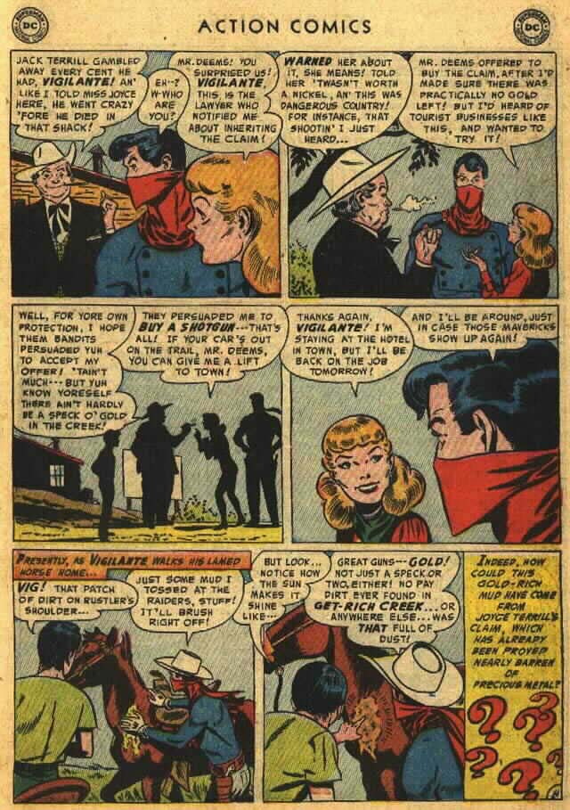 Action Comics (1938) 185 Page 36