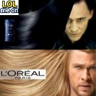 Clear VS L'oréal Paris - Funny Picture With Caption Funy pictures