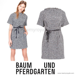 Crown Princess Mary Style BAUM UND PFERDGARTEN Addy Blouse