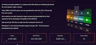 Tutorial Mining Bitcoin Legit Gratis Tidak Scam