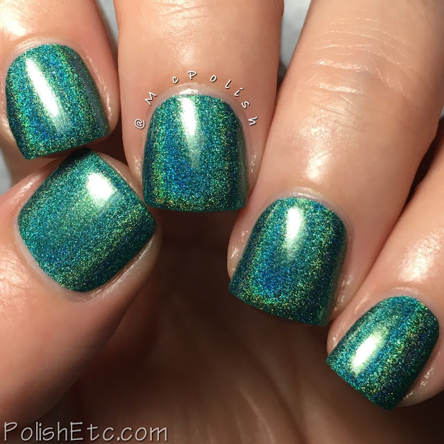 KBShimmer - Holo-Day Collection 2017 - McPolish - Fir Sure