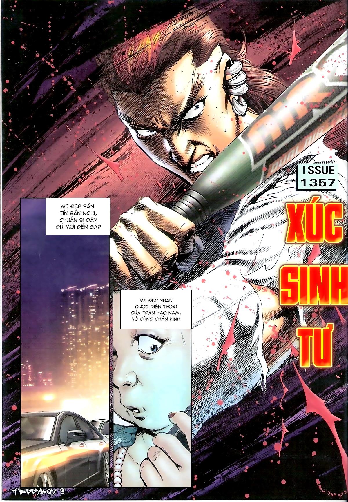 Người Trong Giang Hồ - Chapter 1357: Xúc Sinh Tư - Pic 2