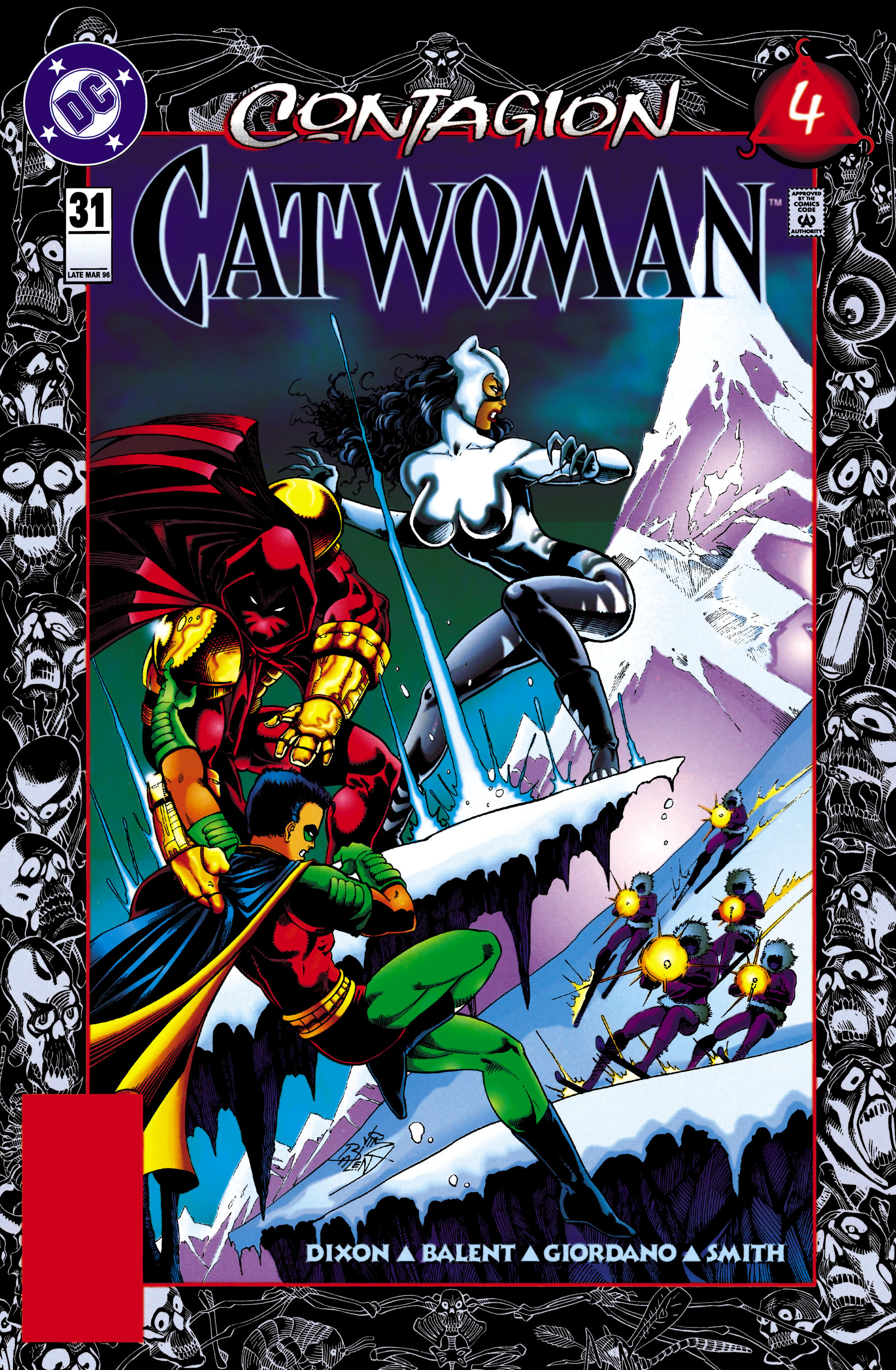 Catwoman (1993) Issue #31 #36 - English 1