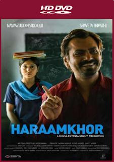Haraamkhor 2017 Hindi 300MB Web-Rip 480p ESubs