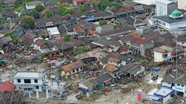 Orang Ini yang Yakin Akan Ada Tsunami Banten Tapi Dibantah BMKG, Akhirnya Terjadi