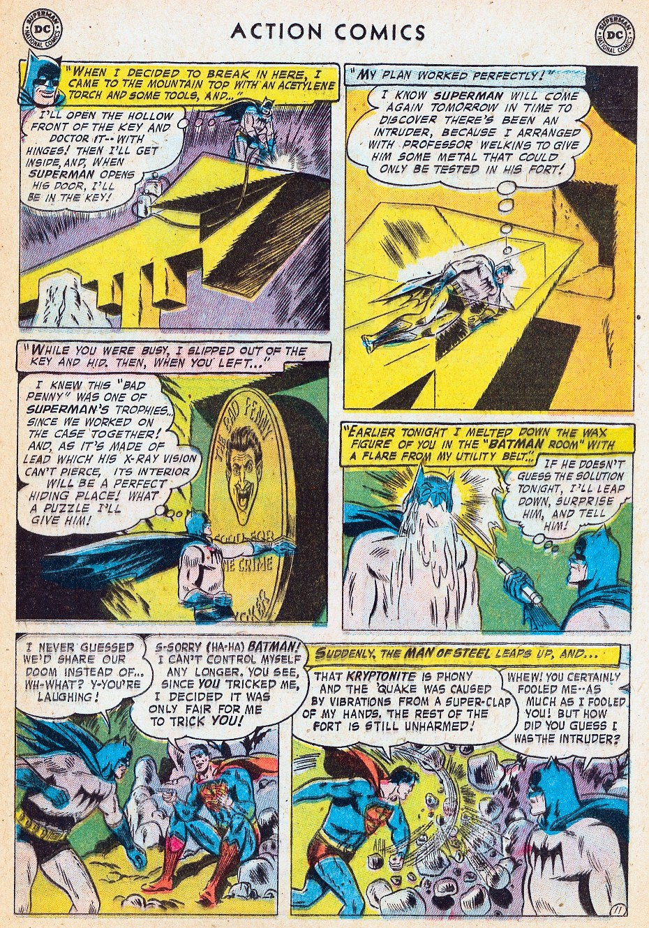 Read online Action Comics (1938) comic -  Issue #241 - 13