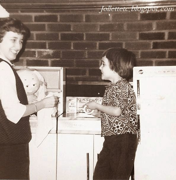 Wendy and Mary Jollette 1964  http://jollettetc.blogspot.com