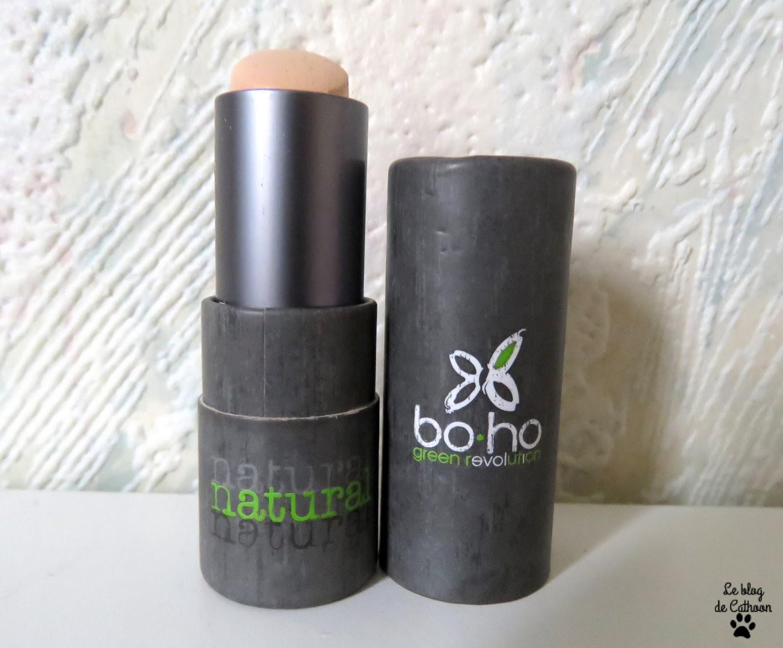 correcteur de Bo-ho Cosmetics, 01 beige diaphane