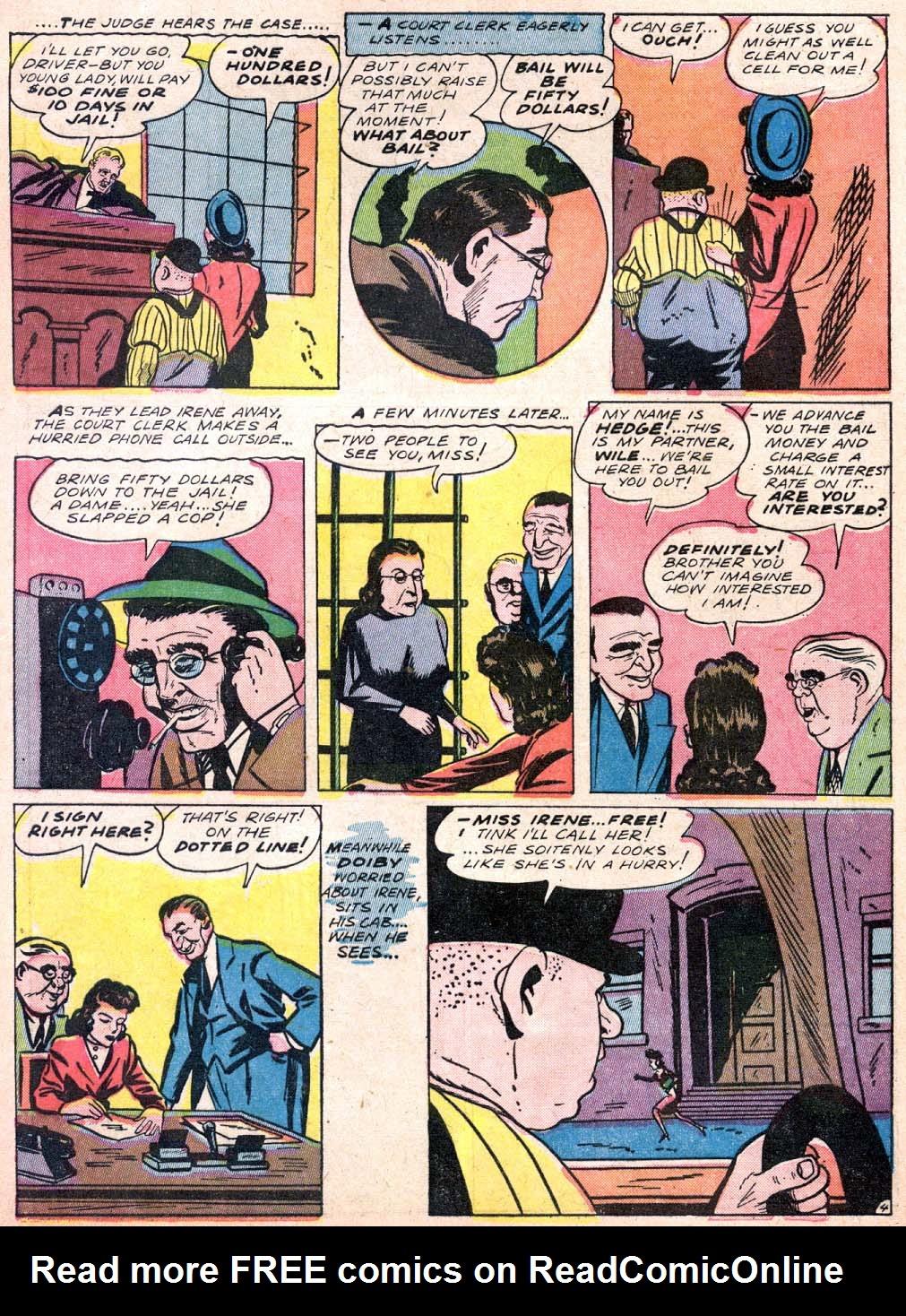 Read online All-American Comics (1939) comic -  Issue #30 - 6