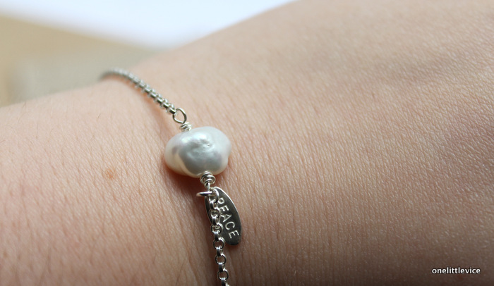 one little vice lifestyle blog: affordable sterling silver jewellery