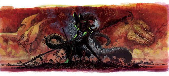 Godzilla vs. Evangelion