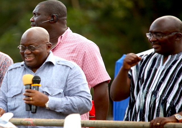 Nana Addo & Bawumia, the Political Preachers - Call Northerners For Change [Video]