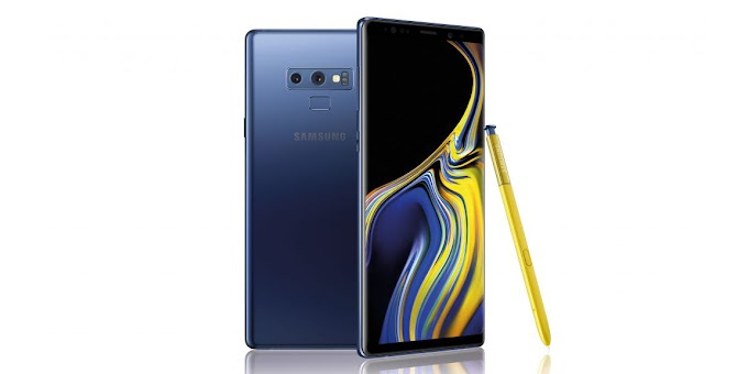 Get Samsung Galaxy Note 9 for $655 on eBay