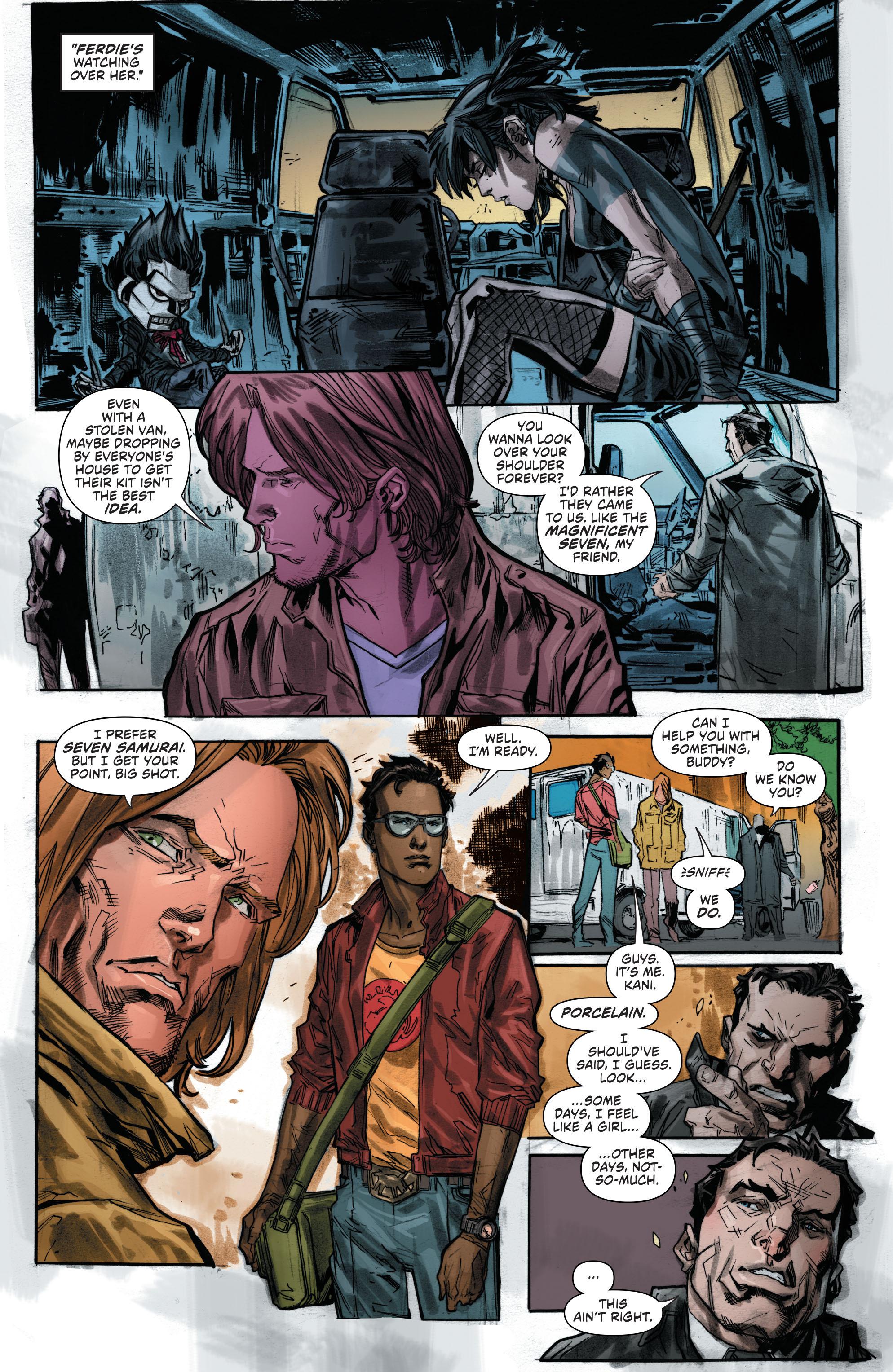 Read online Secret Six (2015) comic -  Issue #4 - 7