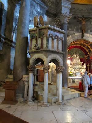 Souvenir Chronicles Split Croatia Diocletian S Palace