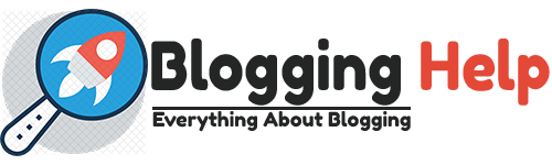 All Blogging Help