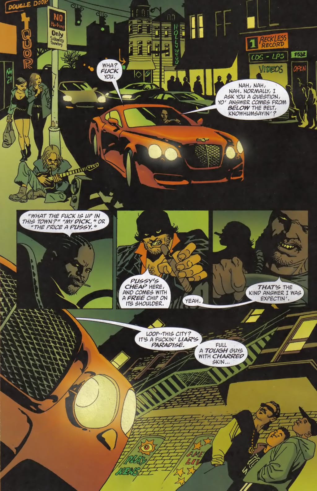 Read online 100 Bullets comic -  Issue #59 - 3