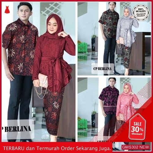 GMS302 ARKL0303C282 Couple Syahrini Barack Couple Batik Dropship SK0782441593