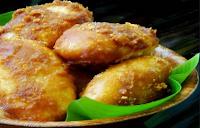 Kue Taripang Khas Makassar