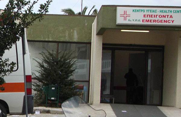Θεσπρωτία: Μεγάλο αριθμό ασθενών δέχεται το Κ.Υ. Ηγουμενίτσας, άριστη η ανταπόκριση ιατρών και νοσηλευτών