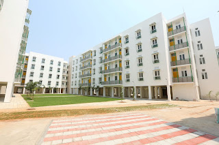 Happinest, Avadi by Mahindra Lifespaces conferred India's first IGBC Platinum certification for Green Affordable Housing