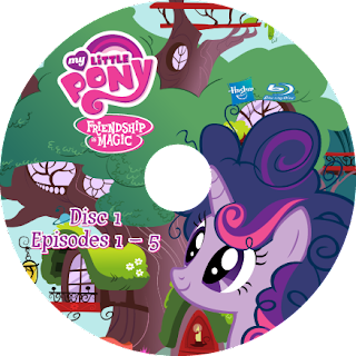 Equestria Daily Mlp Stuff Dvd Cover Compilation Post