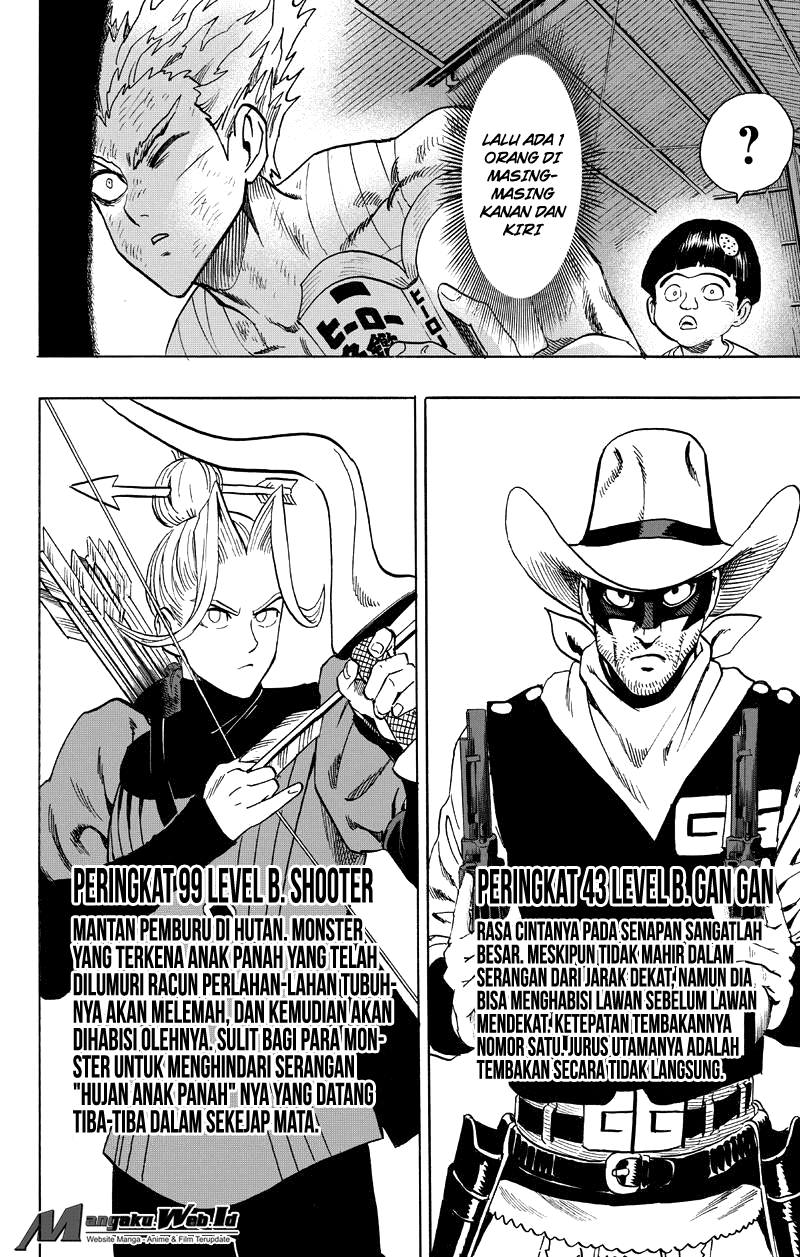 Baca komik Onepunch-Man – Chapter 129