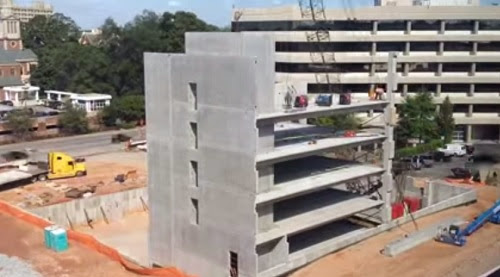 Parking lot construction time lapse video- Super Cool! - Indian Real Estate for Dummies