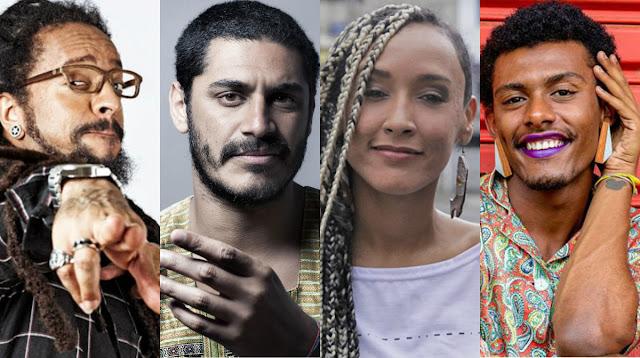 Conheça o Movimento Musical liderado por Criolo, Rael , Yzalu, e Liniker (Musica Periferica Brasileira)