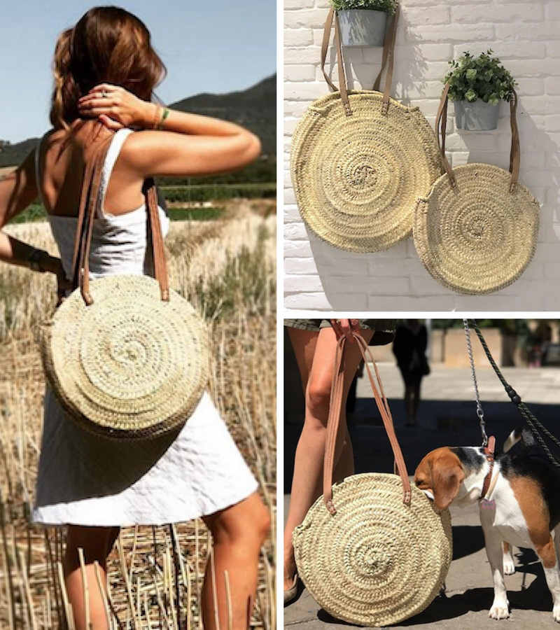 young bag summer bolso redondo verano