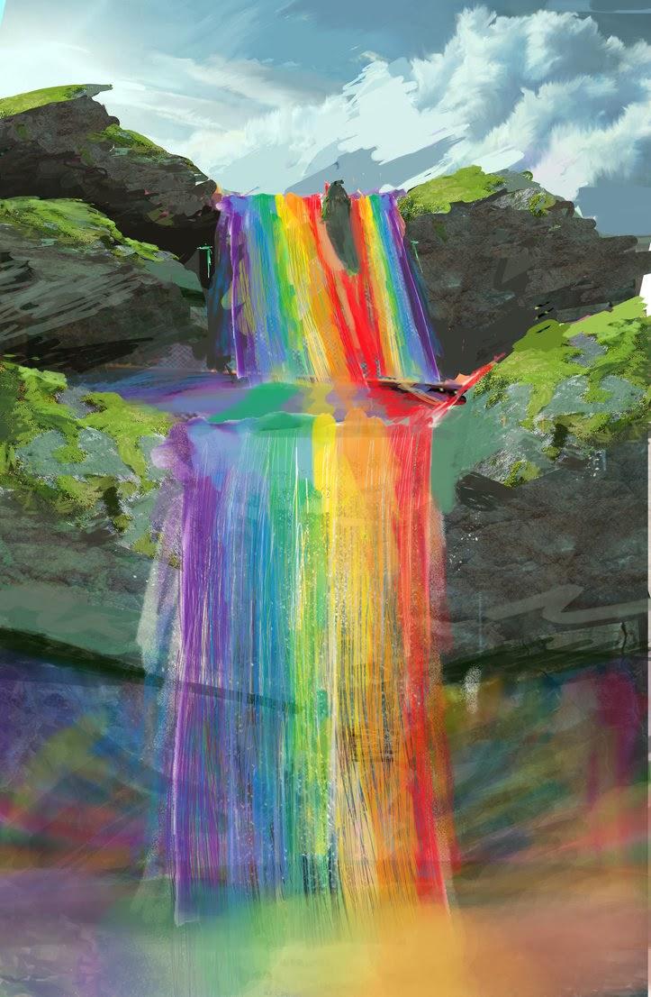 Fluttershy Wallpaper Fall Equestria Daily Mlp Stuff Quot Rainbow Falls Quot Episode
