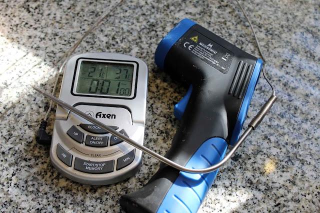 termometro digital cocina