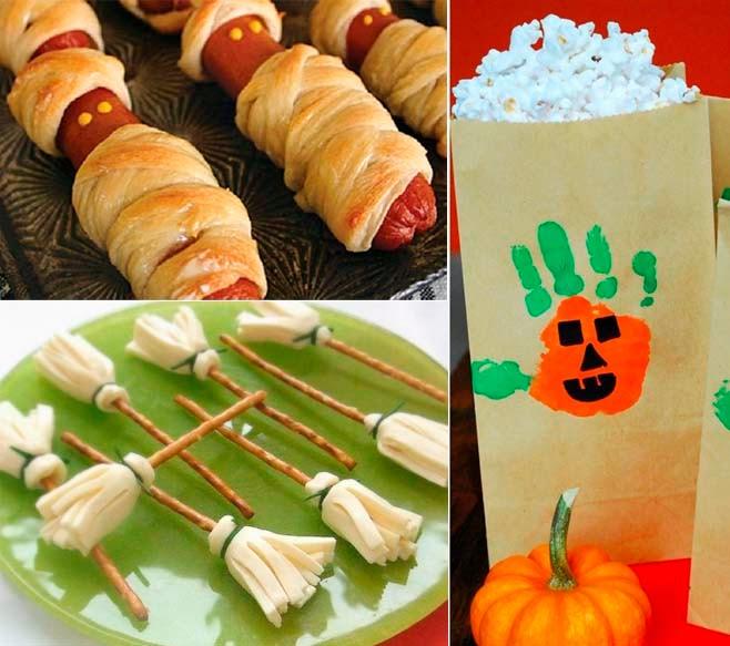 Ideas Para Montar Una Fiesta De Halloween Diy Comparte Mi Moda - Cosas-para-halloween-manuales