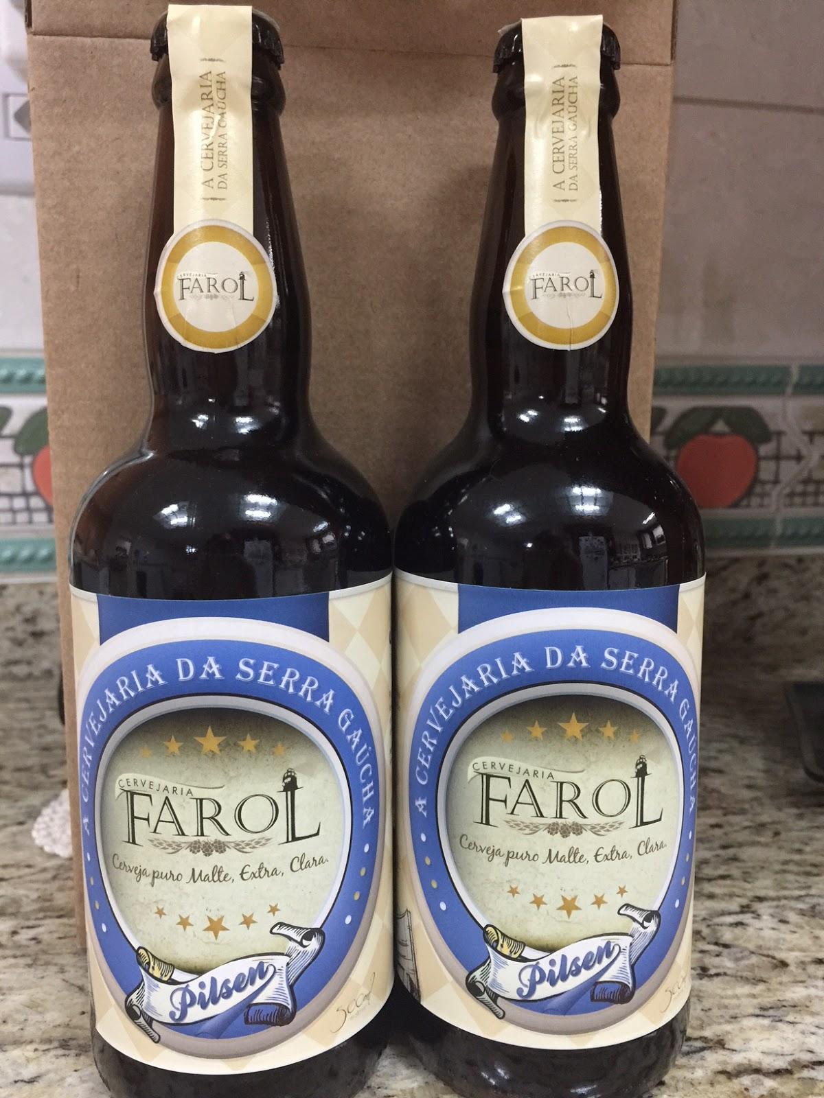 cerveja artesanal Farol