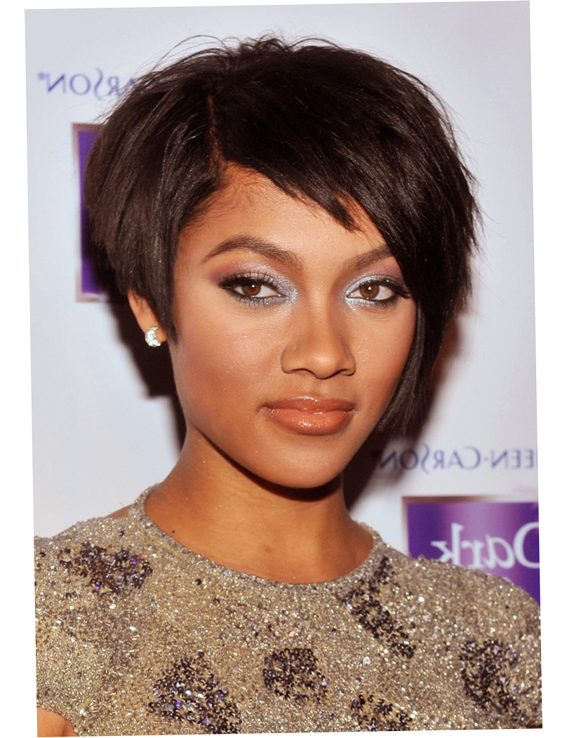 2016 Black Short Haircuts Hairstyles - Ellecrafts